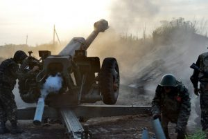 Штаб ООС: окупанти застосували артилерію – поранено трьох бійців ЗСУ